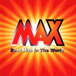 洋楽オムニバスアルバム『MAX -Best Hits In The World』(1994年11月11日発売) 高画質CDジャケット画像