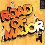 ロードオブメジャー (ROAD OF MAJOR ) 1stアルバム『ROAD OF MAJOR』(2003年9月24日発売)高画質CDジャケット画像