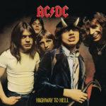 AC/DC (エーシー・ディーシー) 5thアルバム『HIGHWAY TO HELL (地獄のハイウェイ)』 (1979年7月27日発売) 高画質CDジャケット画像