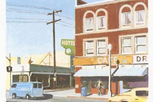 Billy Joel (ビリー・ジョエル) 3rdアルバム『ストリートライフ・セレナーデ (Streetlife Serenade)』(1974年10月発売) 高画質CDジャケット画像