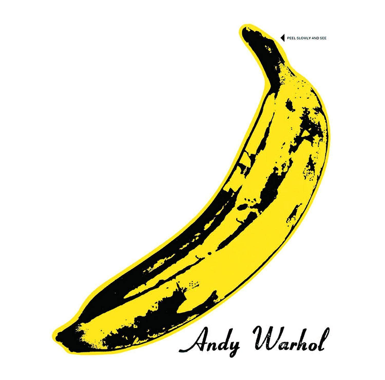 『The Velvet Underground and Nico (ヴェルヴェット・アンダーグラウンド・アンド・ニコ)』(1967年3月12日発売)高画質CDジャケット画像