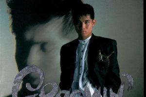 久保田利伸 (くぼたとしのぶ) 2ndアルバム『GROOVIN'』(1987年4月22日発売) 高画質ジャケット画像