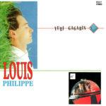 LOUS PHILIPPE (ルイ・フィリップ) 3rdアルバム『YURI GAGARIN (ユーリー・ガガーリン)』(1989年12月21日発売)