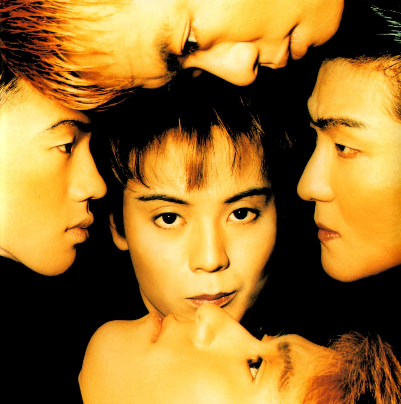 シャ乱Q 3rdアルバム『ロスタイム』(1994年2月23日発売) 高画質CDジャケット画像