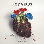 星野源 (ほしのげん) 5thアルバム『POP VIRUS (ポップ・ウイルス)』(2018年12月19日発売) 高画質CDジャケット画像