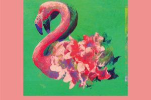 米津玄師 (よねづけんし) 9thシングル『Flamingo/TEENAGE RIOT』(フラミンゴ盤) 高画質ジャケ写
