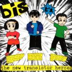 bis (ビス) 1stアルバム『the new transistor heroes (ニュー・トランジスター・ヒーローズ)』(1997年3月26日発売) 高画質CDジャケット画像