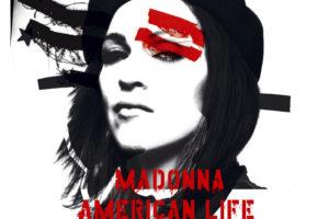 Madonna (マドンナ) 9thアルバム『American Life (アメリカン・ライフ)』(2003年4月23日発売) 高画質CDジャケット画像