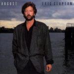 Eric Clapton (エリック・クラプトン) 『August (オーガスト)』(1986年11月発売) 高画質CDジャケット画像