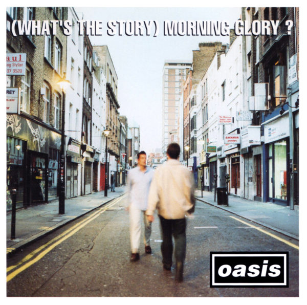 oasis (オアシス) 2ndアルバム『(What's the Story) Morning Glory? (モーニング・グローリー)』高画質ジャケ写