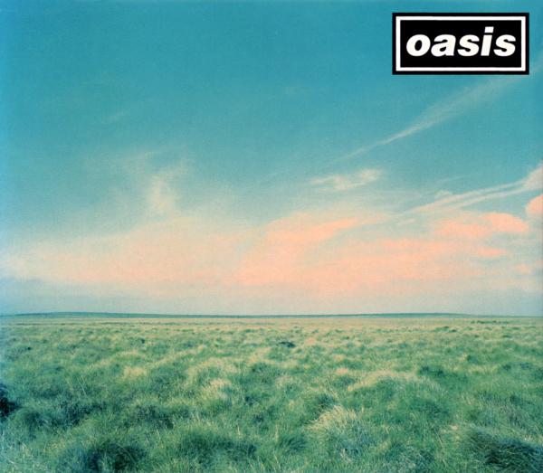 oasis (オアシス) 5thシングル『Whatever (ホワットエヴァー)』(UK盤) 高画質CDジャケット画像