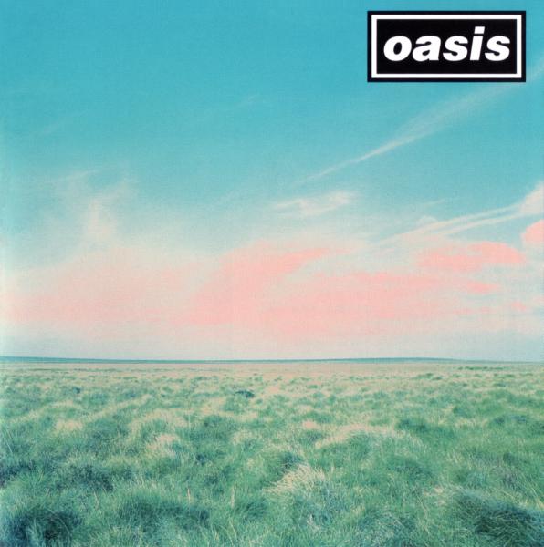 oasis (オアシス) 5thシングル『Whatever (ホワットエヴァー)』(1994年12月22日発売) 高画質CDジャケット画像