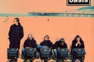oasis (オアシス) 7thシングル『Roll With It (ロール・ウィズ・イット)』(1995年9月7日発売) 高画質CDジャケット画像