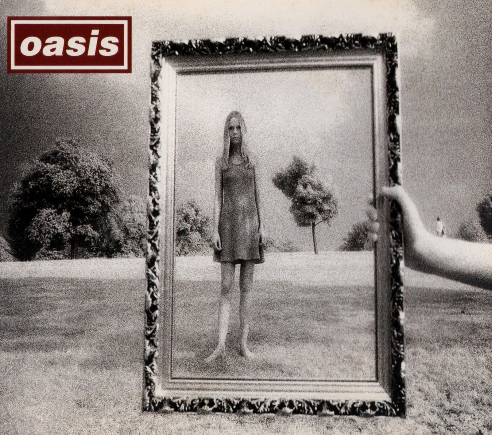 oasis (オアシス) 8thシングル『Wonderwall (ワンダーウォール)』(1995年11月23日発売) 高画質CDジャケット画像