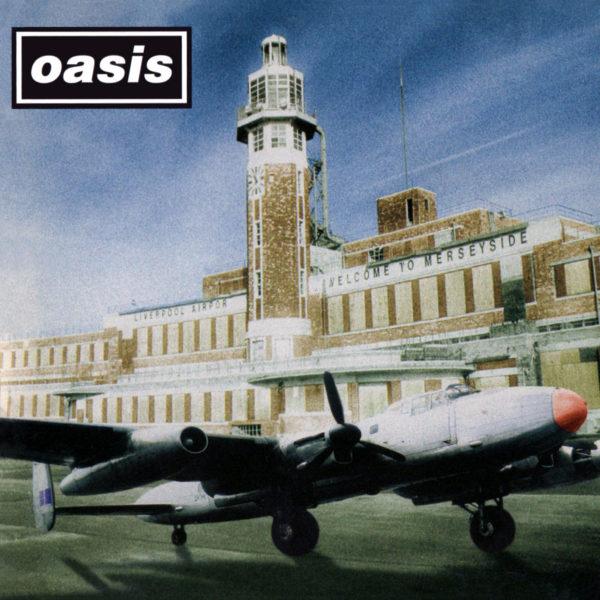 oasis (オアシス) 16thシングル『DON'T GO AWAY (ドント・ゴー・アウェイ)』(1998年5月13日発売) 高画質ジャケット画像