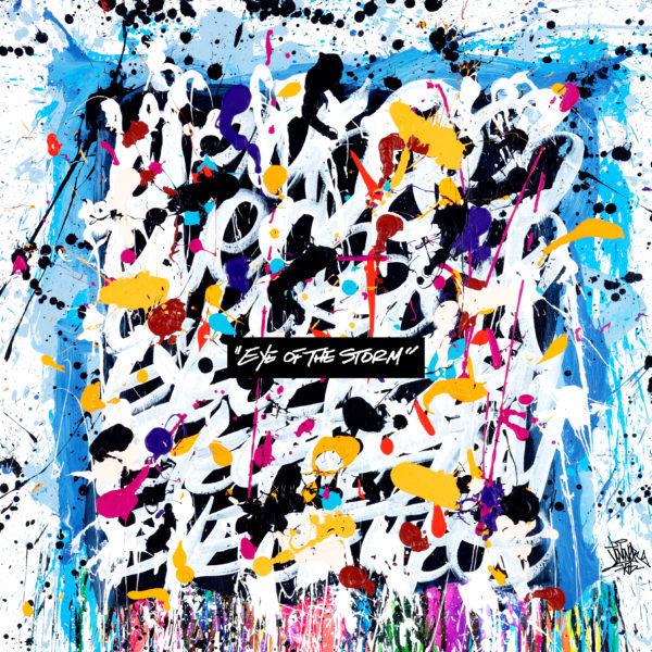ONE OK ROCK (ワンオクロック) 9thアルバム『Eye of the Storm (アイ・オブ・ザ・ストーム)』(国内盤) 高画質ジャケ写