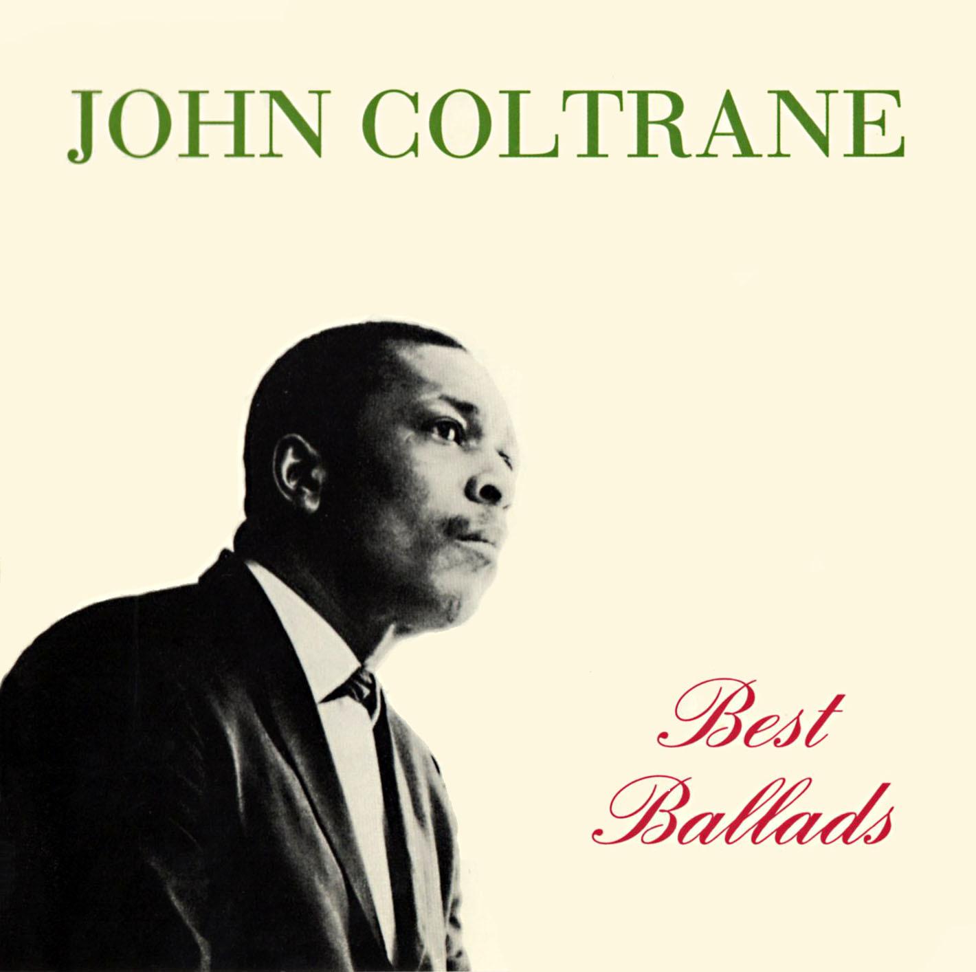 John Coltrane (ジョン・コルトレーン) 『Best Ballads (ベスト・バラード)』(1994年発売) 高画質ジャケ写