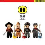 ZONE (ゾーン) 3rdアルバム『N』(初回盤) 高画質CDジャケット画像