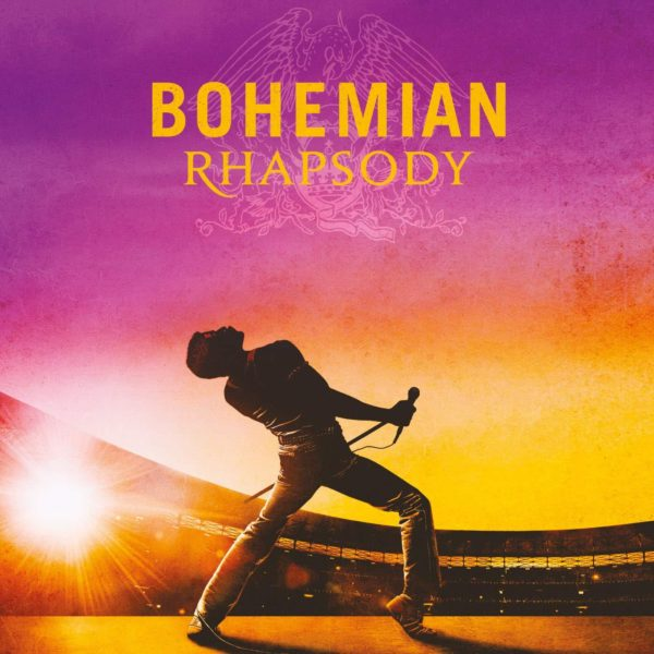 Queen (クイーン) 『Bohemian Rhapsody The Original Soundtrack (ボヘミアン・ラプソディ オリジナル・サウンドトラック)』(2018年10月19日発売) 高画質CDジャケット画像