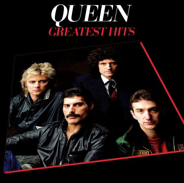 Queen (クイーン) ベスト・アルバム『Greatest Hits (グレイテスト・ヒッツ)』高画質ジャケ写
