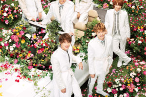 King & Prince (キング アンド プリンス、キンプリ) 2ndシングル『Memorial』(初回限定盤A) 高画質CDジャケ写