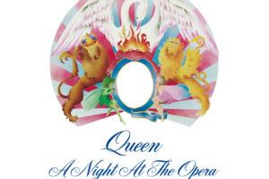 Queen (クイーン) 4thアルバム『A Night at the Opera (オペラ座の夜)』(1975年11月発売) 高画質ジャケ写