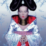 Björk (ビョーク) 4thアルバム『Homogenic (ホモジェニック)』(1997年9月18日発売) 高画質CDジャケット画像