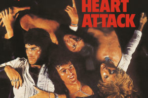 Queen (クイーン) 3rdアルバム『SHEER HEART ATTACK (シアー・ハート・アタック クイーンIII)』(1974年11月発売) 高画質ジャケ写