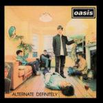 oasis (オアシス) ブート盤『ALTERNATE DEFINITELY (オルタネイト・ディフィニットリー)』(1995年発売) 高画質CDジャケット画像