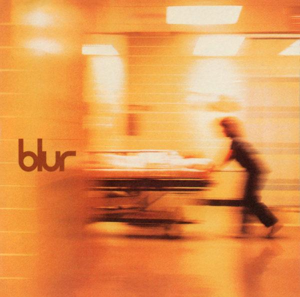 blur (ブラー) 5thアルバム『blur (ブラー)』(1997年2月10日発売) 高画質CDジャケット画像