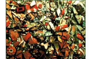 Stone Roses (ストーン・ローゼス) 非公式コンピレーション・アルバム『GARAGE FLOWER (ガレージ・フラワー)』(1996年11月発売) 高画質CDジャケット画像