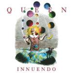 Queen (クイーン) 14thアルバム『Innuendo (イニュエンドウ)』高画質ジャケ写