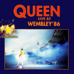 Queen (クイーン) ライブ・アルバム『Live At Wembley Stadium (クイーン・ライヴ!!ウェンブリー1986)』(1992年発売) 高画質ジャケ写