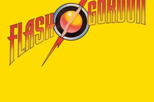 Queen (クイーン) 9thアルバム『FLASH GORDON (フラッシュ・ゴードン)』高画質CDジャケット画像