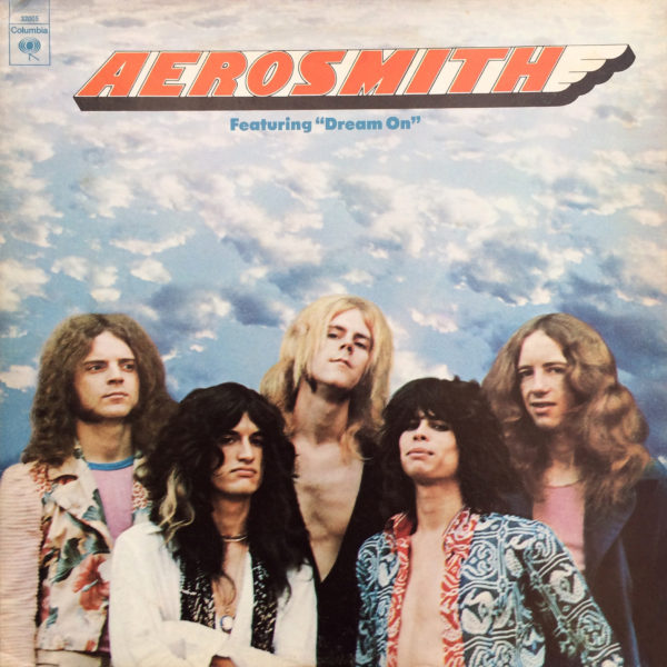 Aerosmith (エアロスミス) 1stアルバム『Aerosmith (野獣生誕)』(1973年1月13日発売) 高画質CDジャケット画像