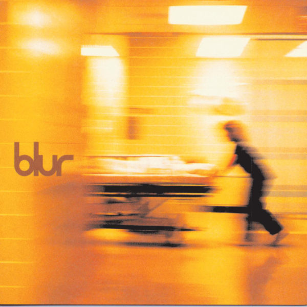 blur (ブラー) 5thアルバム『blur (ブラー)』高画質ジャケ写