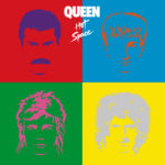 Queen (クイーン) 10thアルバム『Hot Space (ホット・スペース)』(1982年5月発売) 高画質ジャケ写