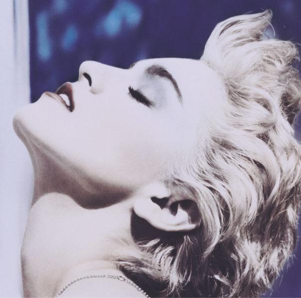 Madonna (マドンナ) 3rdアルバム『True Blue (トゥルー・ブルー)』高画質ジャケ写