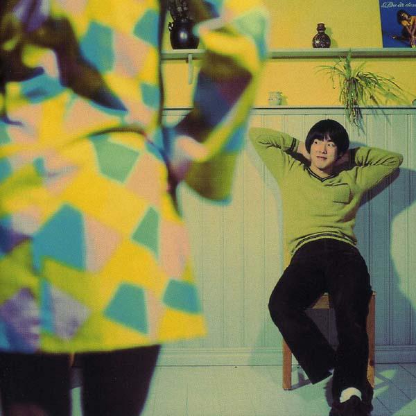 カジヒデキ 1stアルバム『MINI SKIRT (ミニ・スカート)』(Trattoria Menu.111) (1997年1月29日発売) 高画質ジャケ写