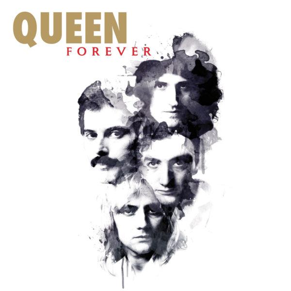 Queen (クイーン) ベスト・アルバム『Queen Forever (クイーン・フォーエヴァー~ベスト・オブ・ラヴソングス)』(2014年11月12日発売) 高画質ジャケ写