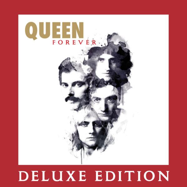 Queen (クイーン) ベスト・アルバム『Queen Forever (クイーン・フォーエヴァー~ベスト・オブ・ラヴソングス)』(デラックス・エディション) 高画質ジャケ写