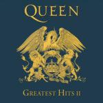 Queen (クイーン) ベスト・アルバム『Greatest Hits II (グレイテスト・ヒッツ vol.2)』高画質ジャケ写