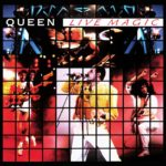 Queen (クイーン) ライブ・アルバム『Live Magic (ライヴ・マジック)』(1986年12月1日発売) 高画質ジャケ写