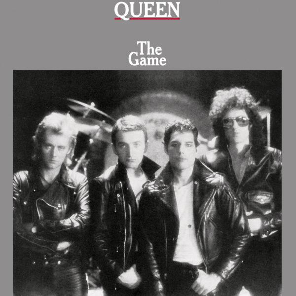 Queen (クイーン) 8thアルバム『The Game (ザ・ゲーム)』(1980年6月発売) 高画質ジャケ写