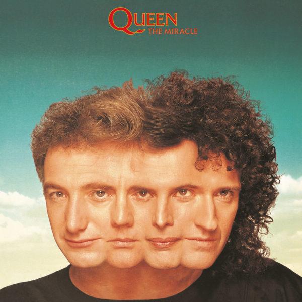 Queen (クイーン) 13thアルバム『The Miracle (ザ・ミラクル)』高画質ジャケ写