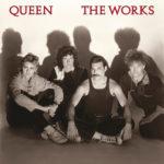 Queen (クイーン) 11thアルバム『The Works (ザ・ワークス)』(1984年2月発売) 高画質CDジャケット画像