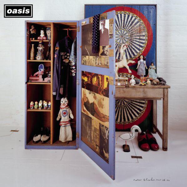 oasis (オアシス) ベスト・アルバム『Stop The Clocks (ストップ・ザ・クロックス)』高画質ジャケ写