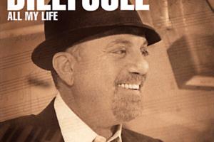 Billy Joel (ビリー・ジョエル) シングル『All My Life(オール・マイ・ライフ)』(2007年4月18日発売) 高画質CDジャケット画像