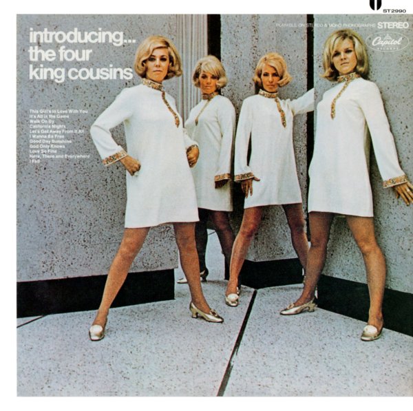 The Four King Cousins (ザ・フォー・キング・カズンズ) 1stアルバム『introducing…the four king cousins』(2006年3月23発売)