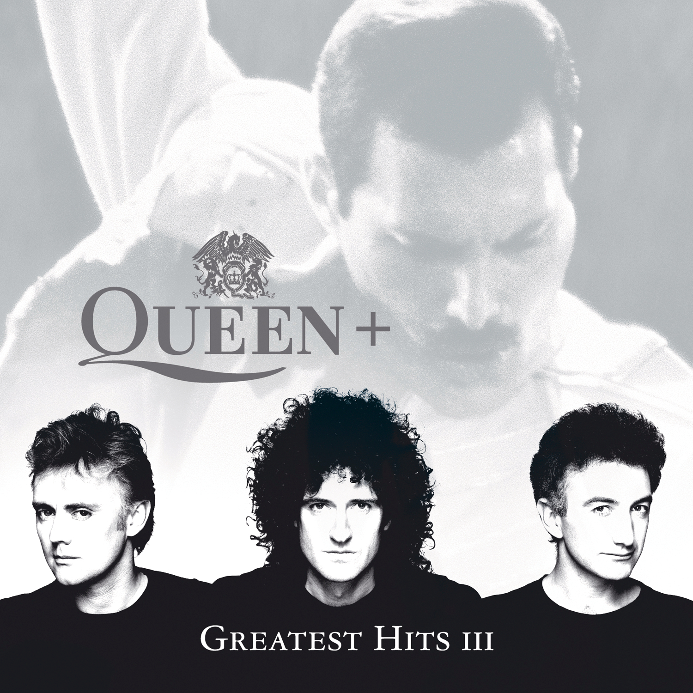 Queen (クイーン) ベスト・アルバム『Greatest Hits III (グレイテスト・ヒッツIII 〜フレディー・マーキュリーに捧ぐ〜)』(1999年11月18日発売) 高画質ジャケ写